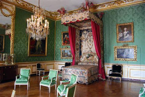 chambre des commerces versailles file chambre du dauphin château de versailles 01 jpg