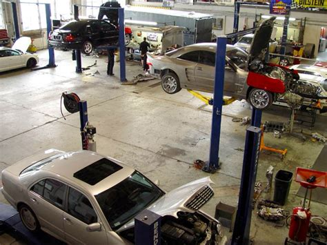 l repair portland or mercedes benz repair by matrix integrated downtown in