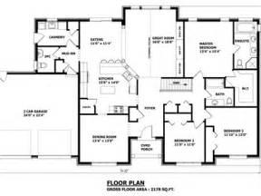 luxury custom home floor plans simple small house floor plans bungalow house plans