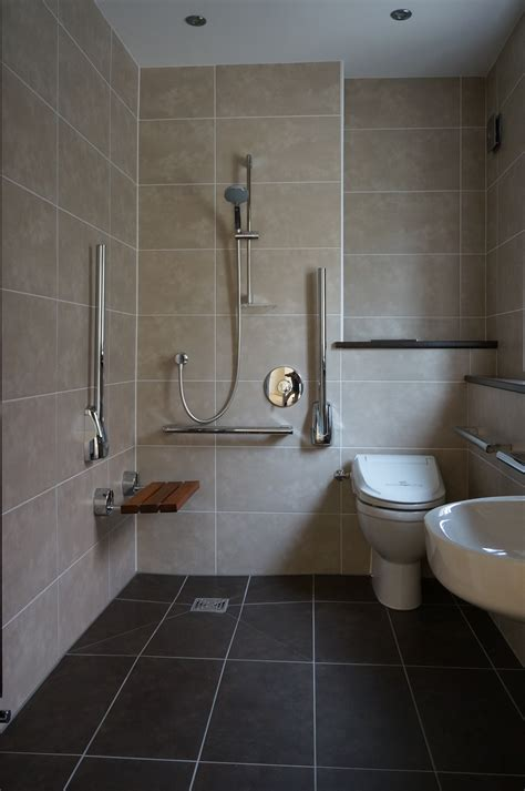 room bathroom ideas room shower with disabled access disable bathroom