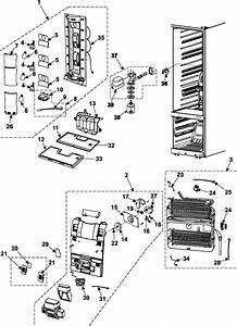 Whirlpool Refrigerator Diagram