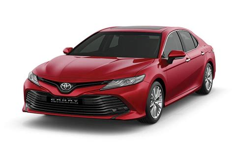 toyota camry price  india images mileage features