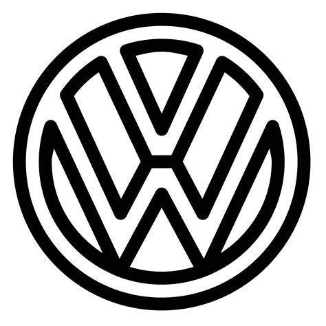 volkswagen logo vector vw logo vector png