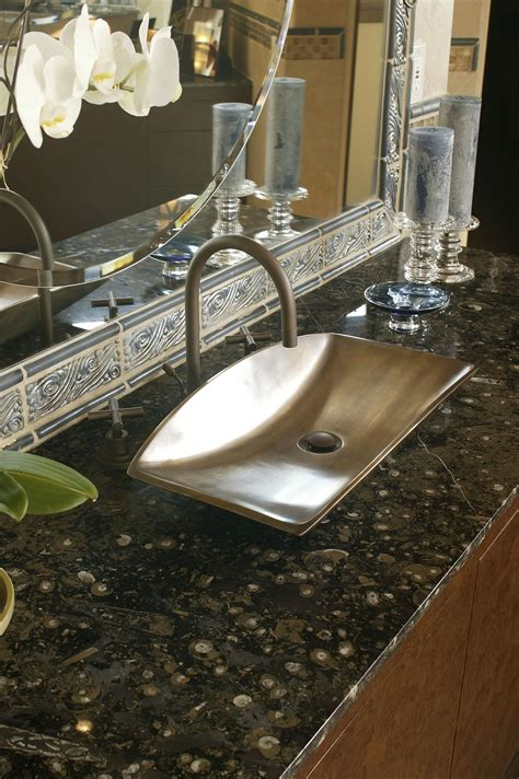 Cost To Install Bathroom Sink by Bathroom Remodel Highlighted By A Stainless Steel Sink