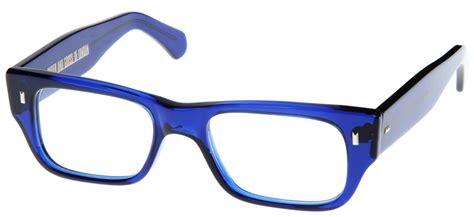 blue glasses cutler and gross 692 db deep blue glasses