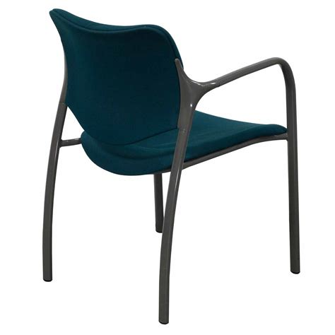 herman miller aside used chair green national office