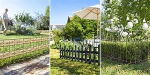 Barriere Pour Jardin : 10 diy pour construire une barri re de jardin marie claire ~ Preciouscoupons.com Idées de Décoration