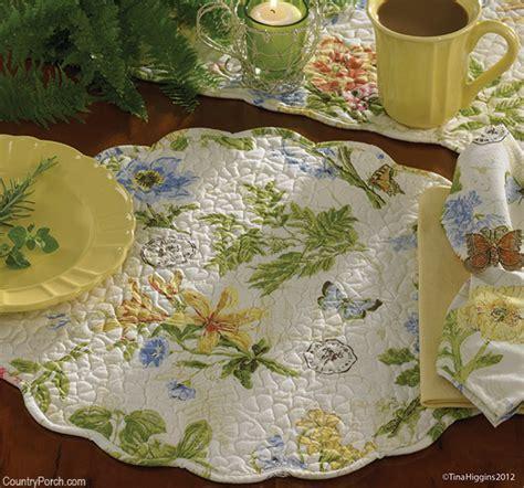 Park Designs Botanical Garden Kitchen Decorating Theme
