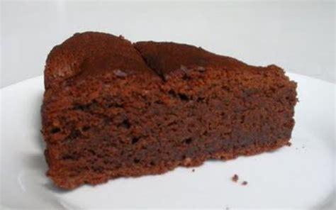 gateaux au chocolat sans oeufs