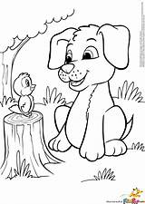 Coloring Pages Thundermans Puppy Printable Print Getcolorings sketch template