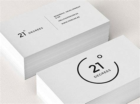 75 Minimal Business Cards Designs For Inspiration Best Construction Business Card Holders Pretoria For Board Games Modern Colors Printing Walgreens Cards Cheap  1000 8gb Usb Cost Creator
