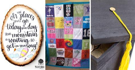 handmade diy graduation gifts  crafty blog stalker