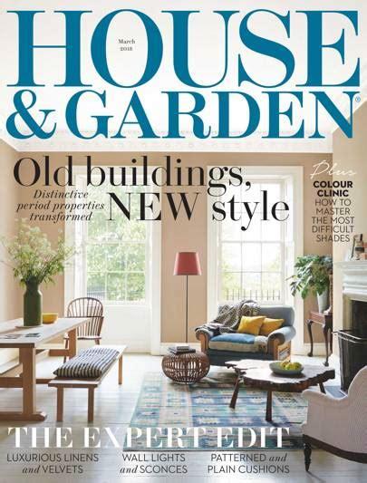 House And Garden Magazine by House Garden Magazine Archive House Garden