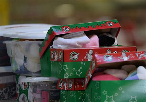 operation christmas child 2016 shoebox gifts for the poor