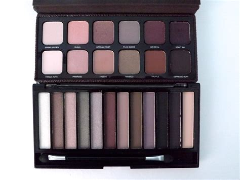 Makeup Revolution Romantic Smoked Palette Review