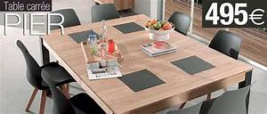 best grande table ronde 8 personnes pictures seiunkelus With table salle a manger 6 8 personnes