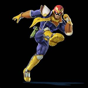 Captain Falcon Character Comic Vine