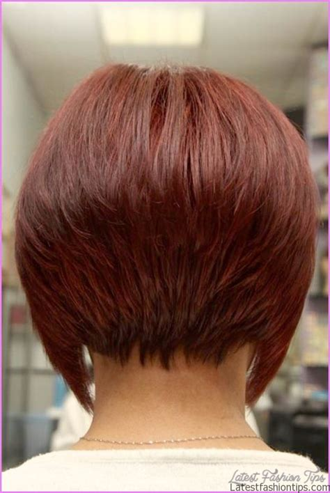 Photos Of Hairstyles Front And Back by Haircuts In Back Front Latestfashiontips