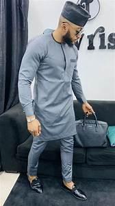 Nigerian Men Traditional Native Wears