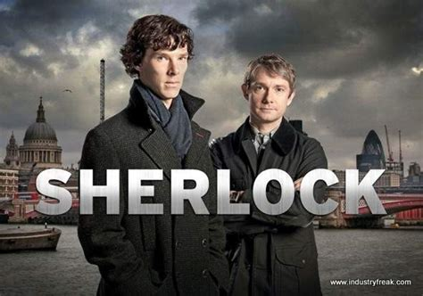 sherlock series tv