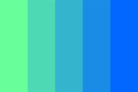 seaweed color seaweed mermaids color palette