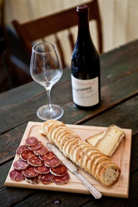 tartelette french words  week fromage  saucisson