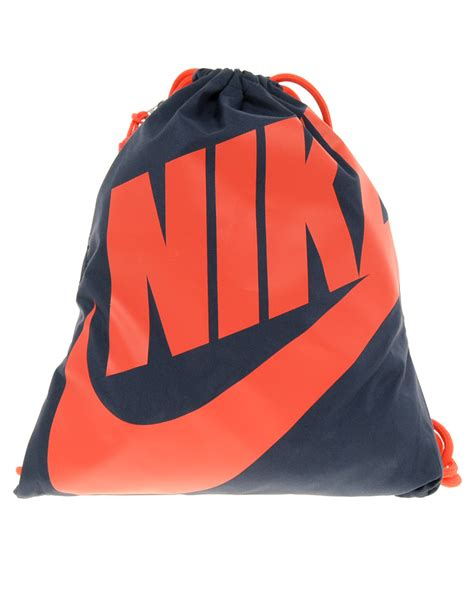 Lyst - Nike Gym Bag in Red for Men