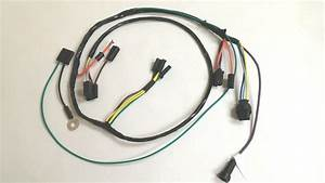 1964 64 Chevy Impala Belair Biscayne Ac Wiring Harness