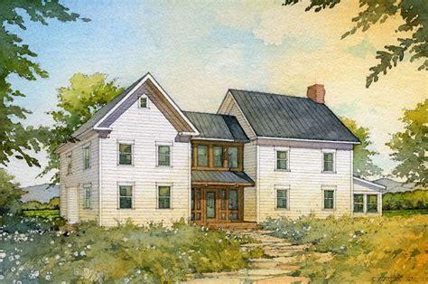 simple farmhouse design house plans gallery
