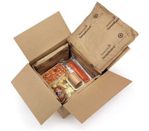 tempguard   recyclable thermal installation packaging  cold chain deliveries gel ice packs