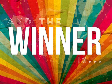Winners Announced Of Over $1100 Worth Of Products From