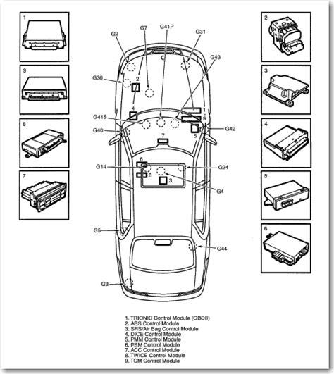 Saab 9 5 Acc Wiring Diagram by My 2003 Saab 9 5 Has Had A Problem With The Headlights