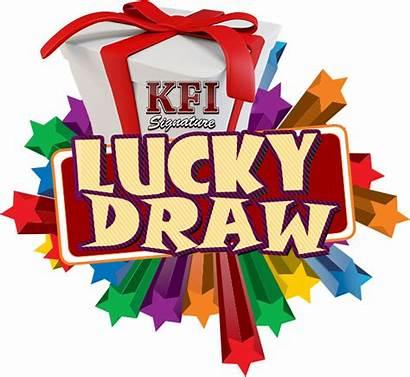 Lucky Draw Box Clipart Signature Satex Satta