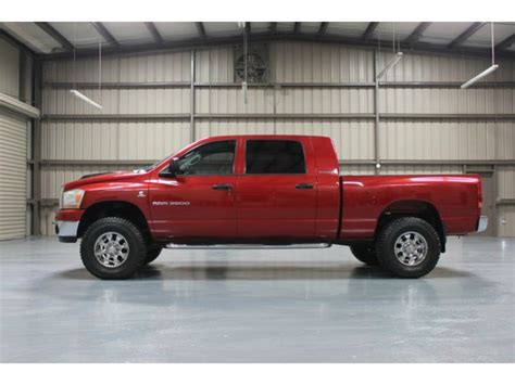 Dodge Ram 2500 Mega Cab In Texas For Sale 116 Used Cars