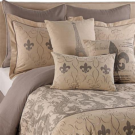 fleur de lis comforter set bed bath beyond