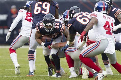 york giants  chicago bears week  game prediction
