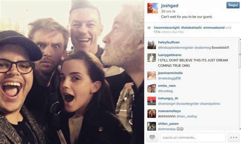 La E La Bestia Cast La E La Bestia Il Selfie Cast Con Watson E