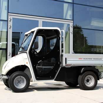 electric utility vehicles epowertrucks specialist electric vehicles alke atx 210e