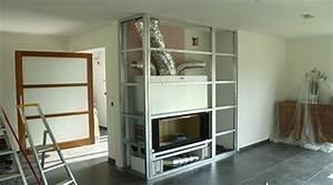 Installer Une Cheminée : prix d 39 une chemin e co t moyen tarif d 39 installation ~ Premium-room.com Idées de Décoration
