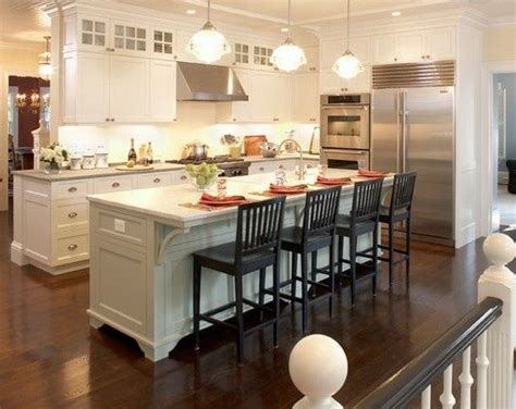 space around a kitchen island image result for narrow kitchens with wrap around islands 8185