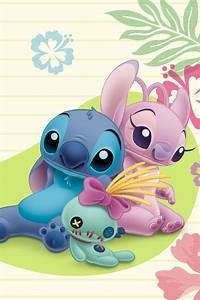 disney iphone wallpaper | Disney Wallpaper - Stitch and ...
