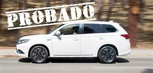 Prueba Mitsubishi Outlander Phev 2017  Todo Son Ventajas