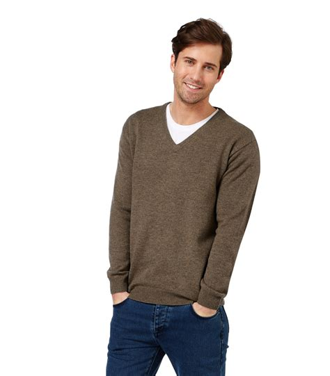 sleeve sweater mens woolovers mens sleeve lambswool v neck jumper sweater