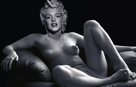 Marilyn Monroe Nude Pics