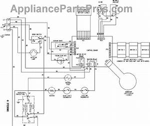 Parts For Maytag Mde4806ayw  Wiring Information Parts
