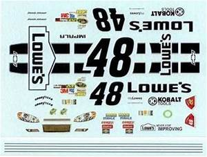 48 lowe39s silver watkins glen 2012 jimmie johnson With kitchen cabinets lowes with subaru rally stickers