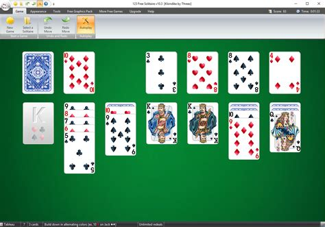 windows games solitaire