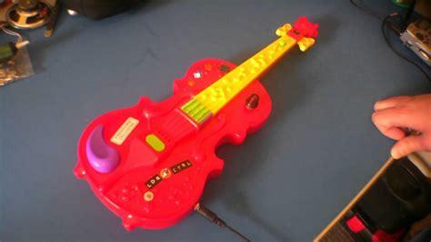 Circuit Bent Toy Violin Freeform Delusion Youtube