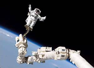CanadArm: Technology at it's best