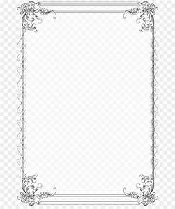 wedding invitation borders and frames picture frames paper With wedding invitation paper clips